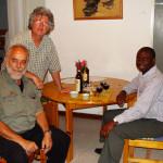 Godlove, Carlo e Luciano